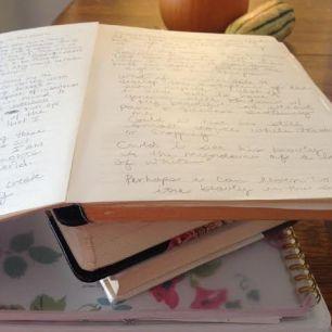journal-and-pumpkin