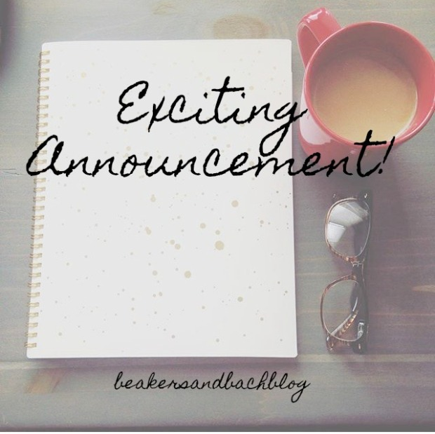 exciting announcement