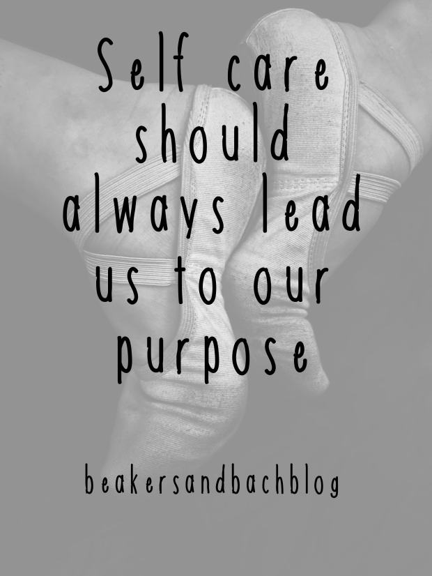 self care purpose